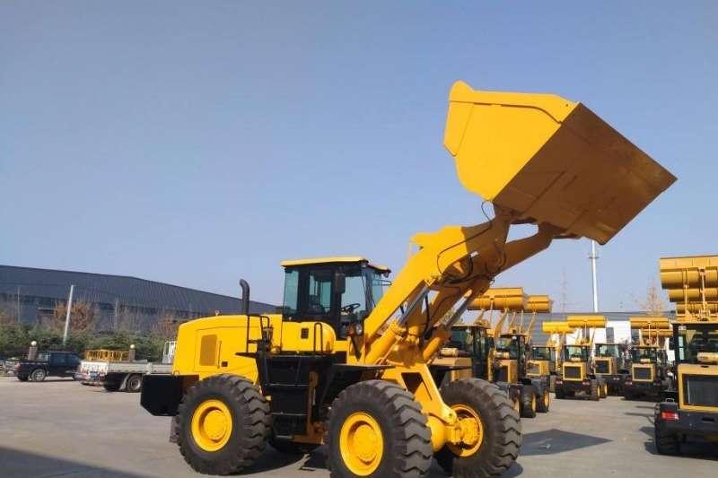 Feeler Construction HD960 Front end loader