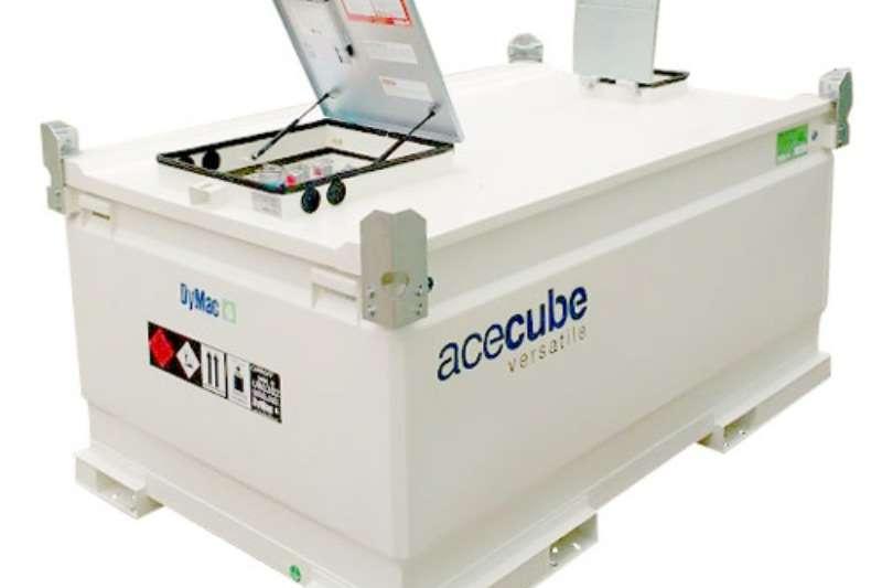 ARRIVING SOON: AceCube Versatile ACV 3 000L Fuel cubes