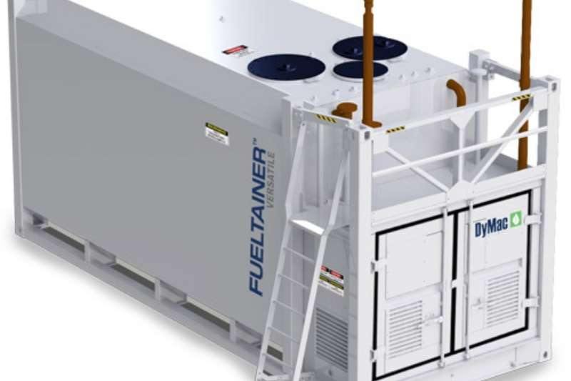 AVAILABLE TO ORDER: Fueltainer Versatile FTV 30 (3 Fuel cubes