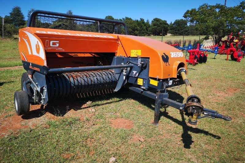 Gallignani Balers Gallignani 3690 Square Baler Hay and forage