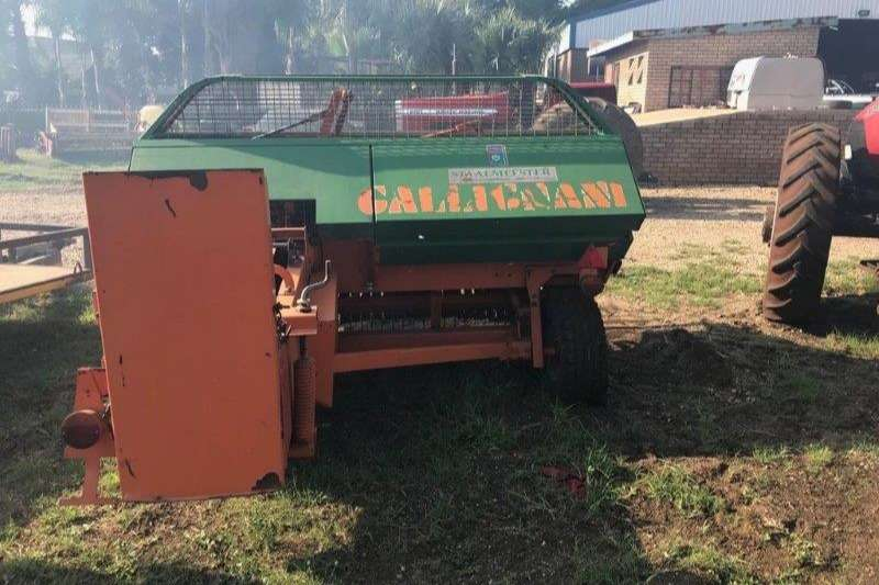 Gallignani Balers Gallignani 5690 Baler Hay and forage