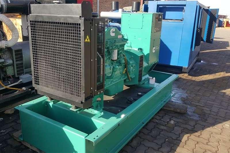 Diesel generator 150KVA Cummins Refurbished diesel generator Generator