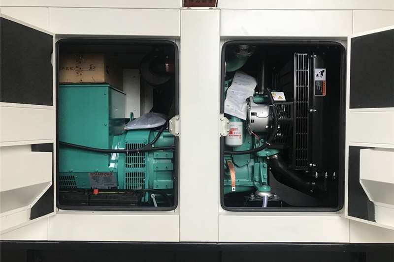 Generator Diesel Generator 50KVA power generator 4 cylinder engine three phas