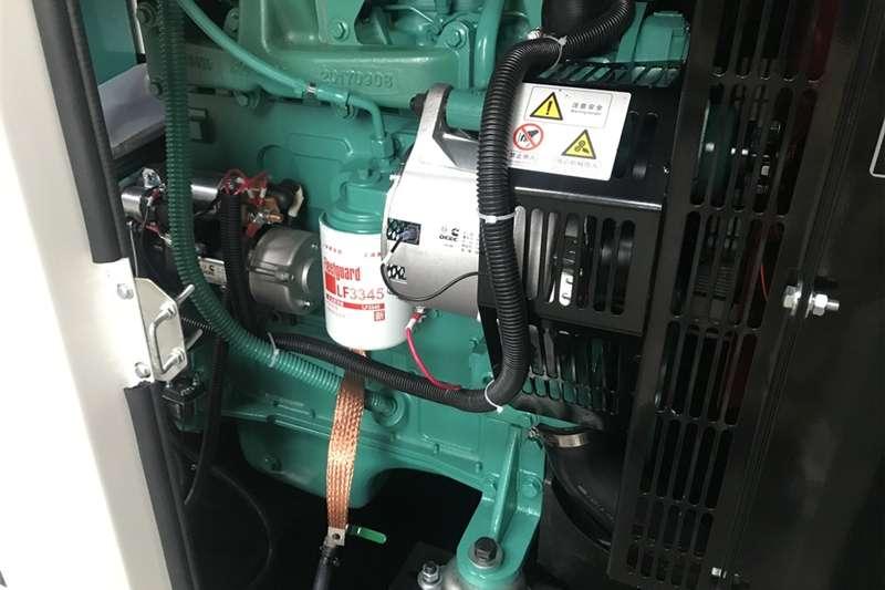 Diesel generator 50KVA power generator 4 cylinder engine three phas Generator