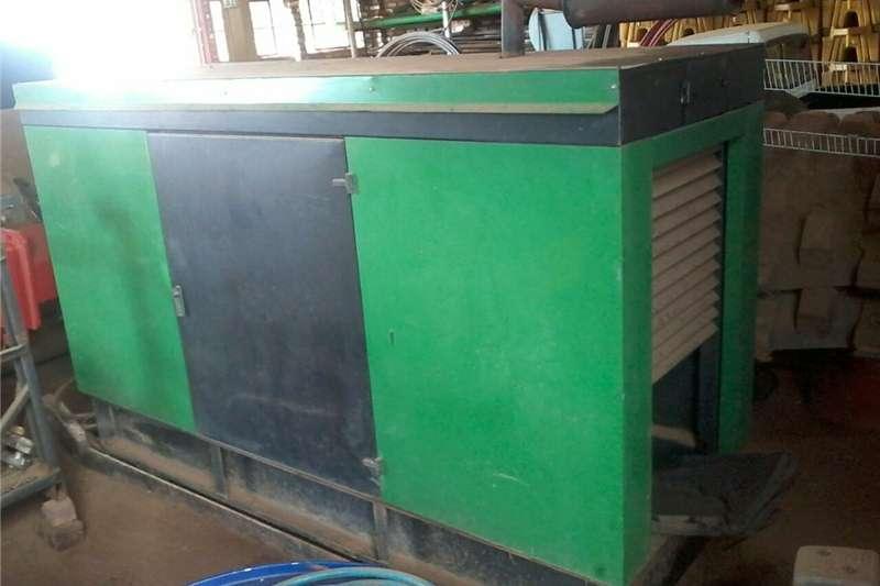 Generator Diesel Generator Marelli Diesel Generator 65kVA