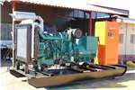Generator Diesel generator VOLVO PENTA Key Start Generator, Open Type