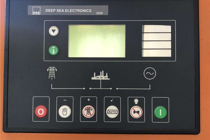 Gas generator 550 KVA Scania Generator For Sale Generator