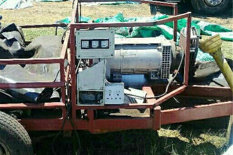 Generator Industrial Generator 25kwa generator