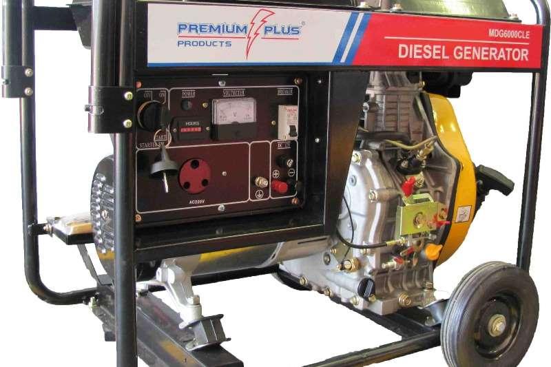 MDG3600CLBT Generator