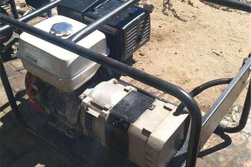 Petrol generator Honda GX 390  Petrol Generator For Sale Generator