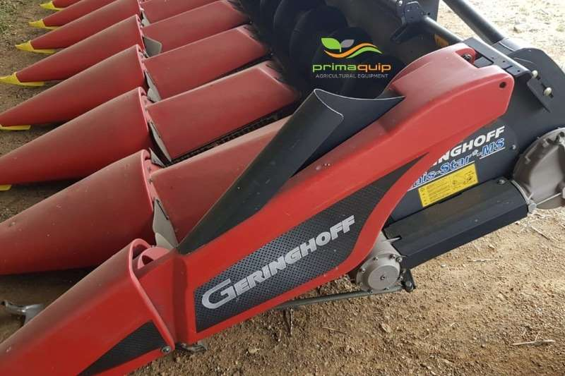 Geringhoff Maize heads Geringhoff MS 1230 Combine harvesters and harvesting equipment