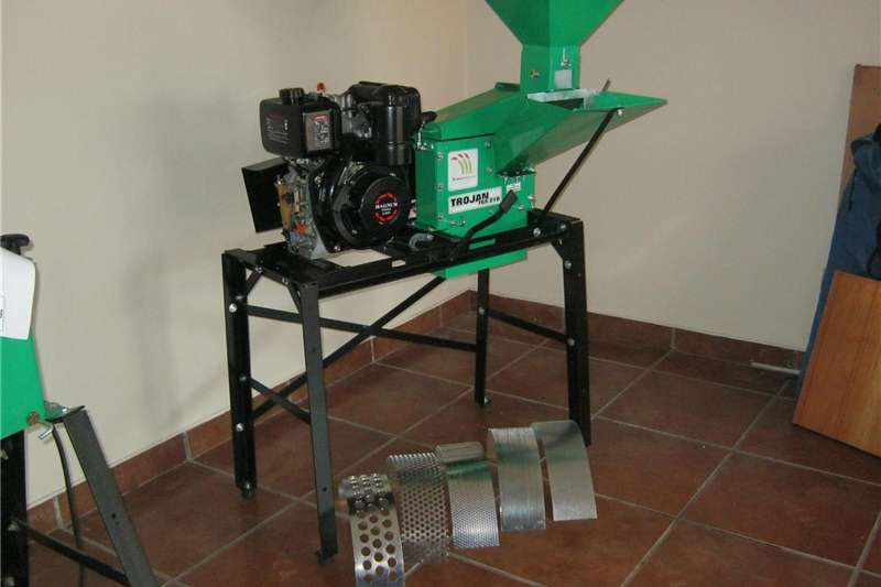 Hammer Mills Diesel Hammer Mills Hammer mill hammermill TGS210 Diesel (hammermill.c