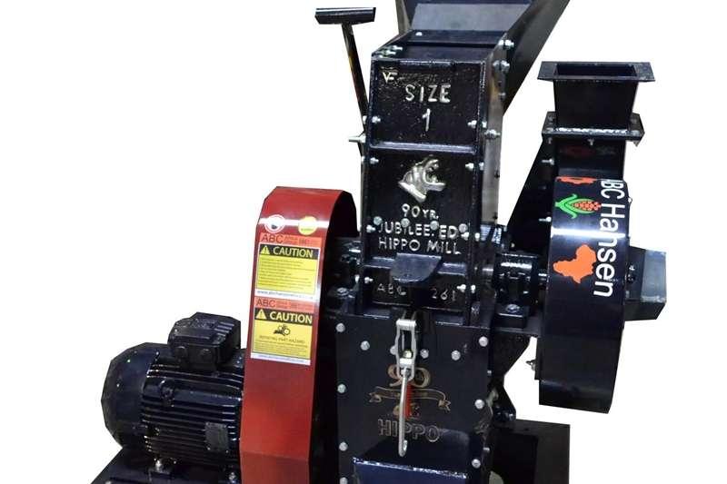 Hammer Mills Diesel Hammer Mills Hippo Size 1 Hammer Mill