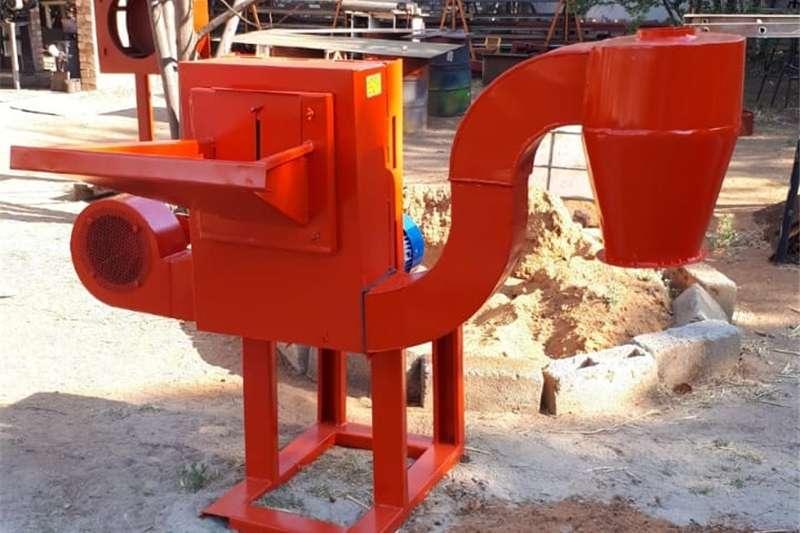 Diesel hammer mills SAMP SUPER Samp (Stampmielies) Hammer mills