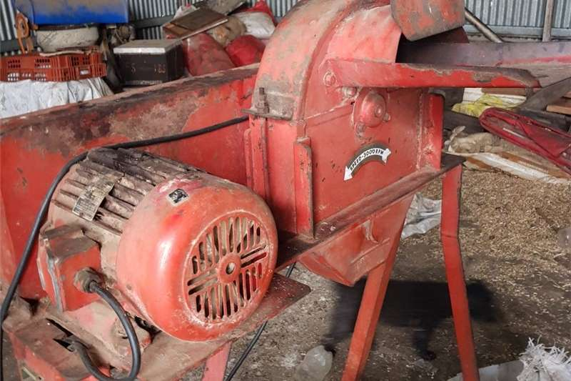 Electrical hammer mills Kerwer Hammer mills