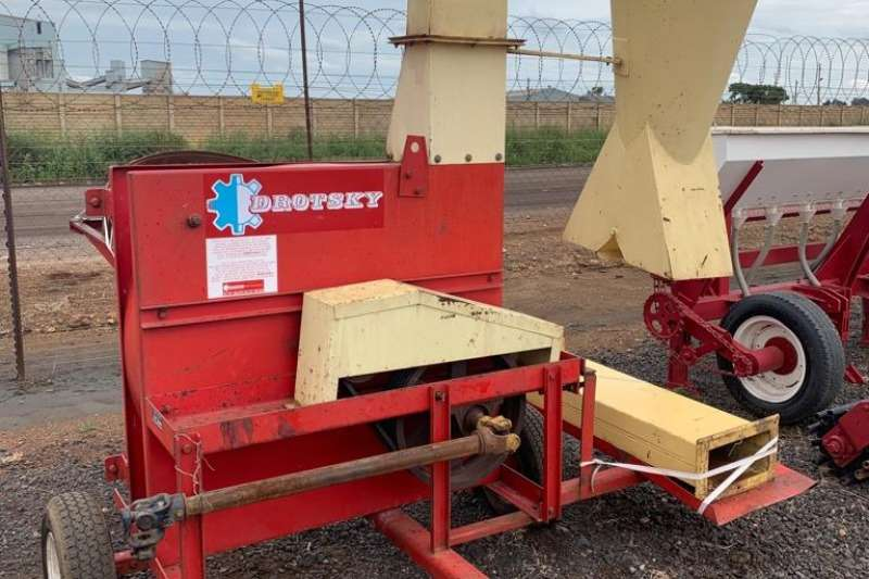Hammer Mills Other Hammer Mills Drotsky PC24 Hammermeul in immaculate condition