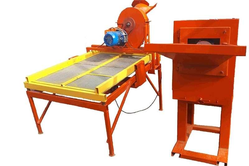 Other hammer mills MAIZE/BRAN SEPERATOR COMBINATION Hammer mills