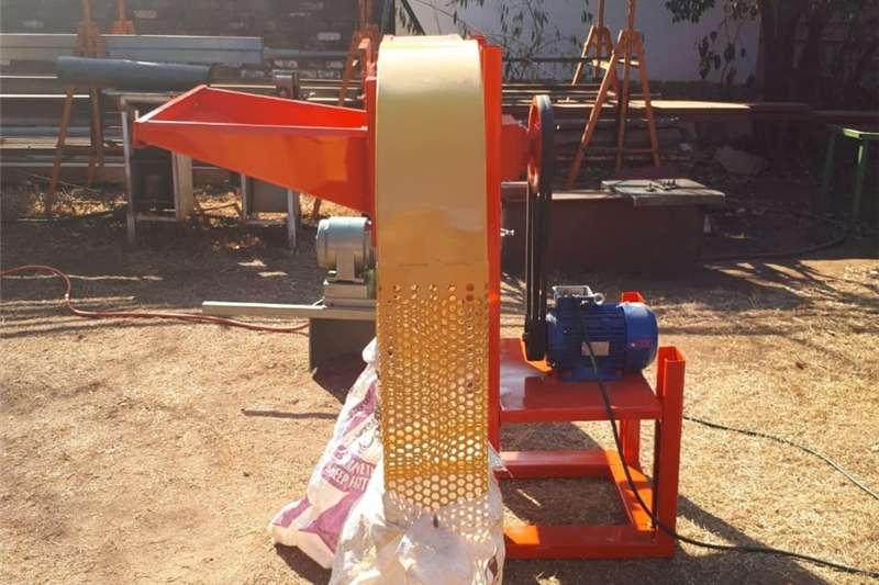Other hammer mills SAMP SUPER Samp (Stampmielies) Hammer mills