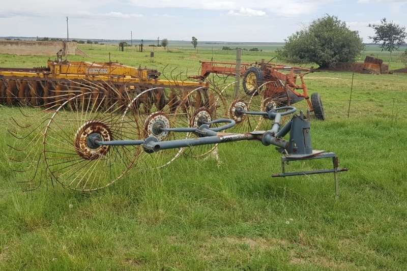 5 wiel AgroMaster Hay and forage