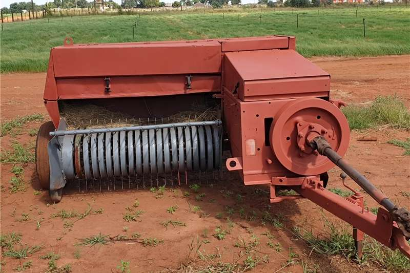 Balers Baler for Sale Hay and forage
