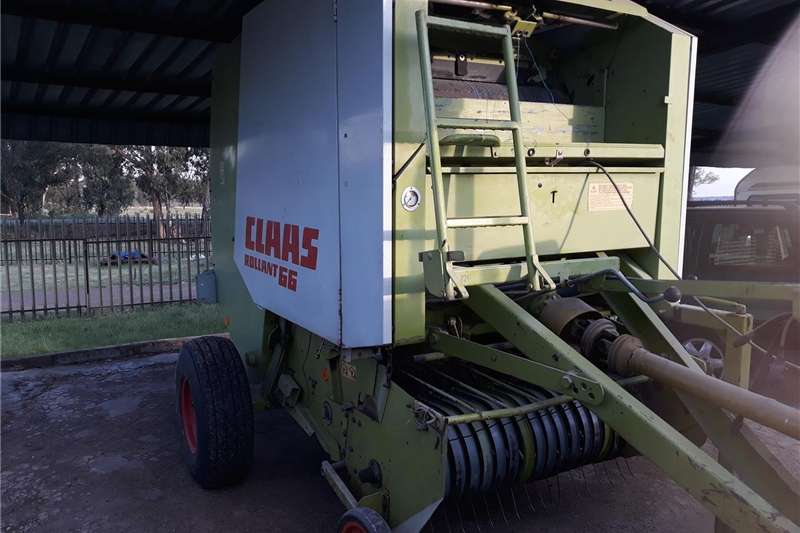 Hay and Forage Balers Claas Rollant 66 Baler