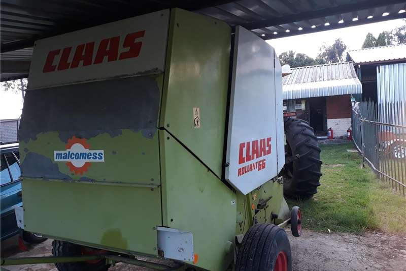 Balers Claas Rollant 66 Baler Hay and forage