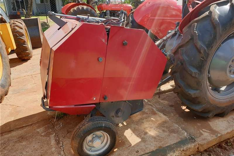Balers Foton Mini Baler for Sale. Hay and forage