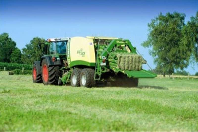 Balers Krone Big Pack 1270 Hay and forage