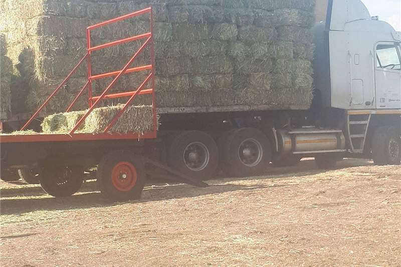 Hay and Forage Balers lusern