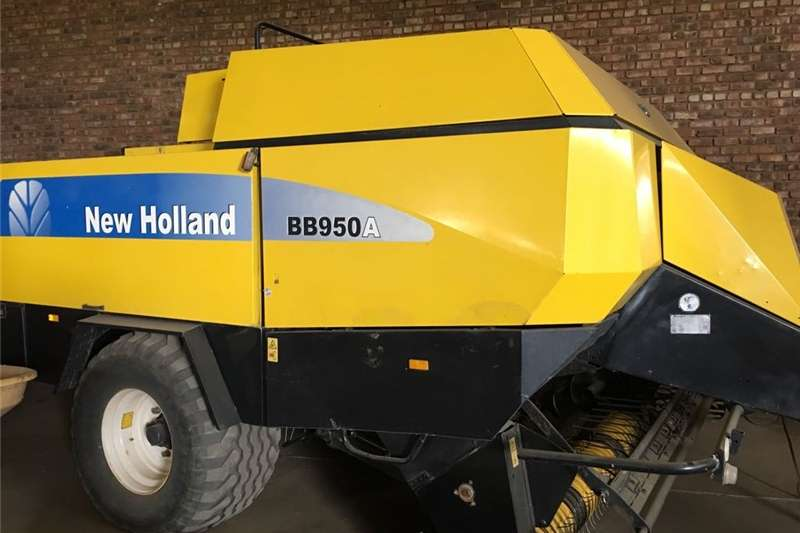 Hay and Forage Balers new holland  baler