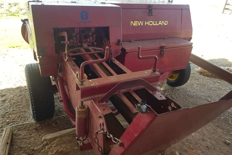 Balers New holland baler Hay and forage
