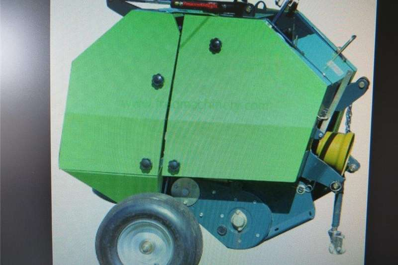 Balers Rotary Hay Baler On Sale Hay and forage