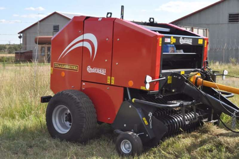 Hay and Forage Balers Round Baler 0