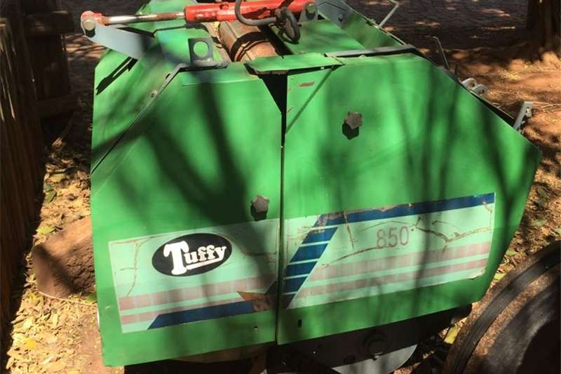 Balers Tuffy 850 Hay and forage