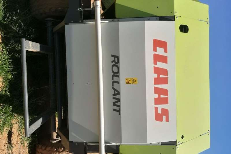 Claas Balers 2014 Claas Roland Tou Baller. Hy het 9100 balle ge Hay and forage