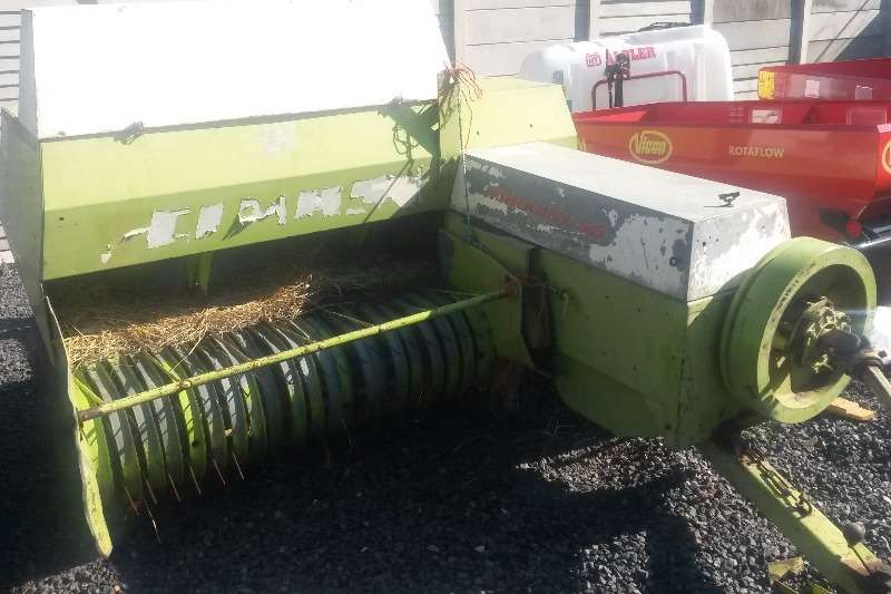 Hay and Forage Claas Balers Claas Markant 55 0