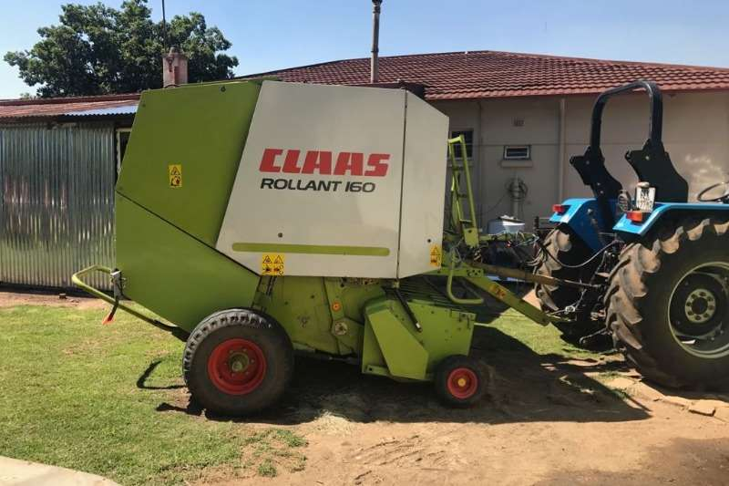 Claas Balers Claas Roland 160 Hay and forage