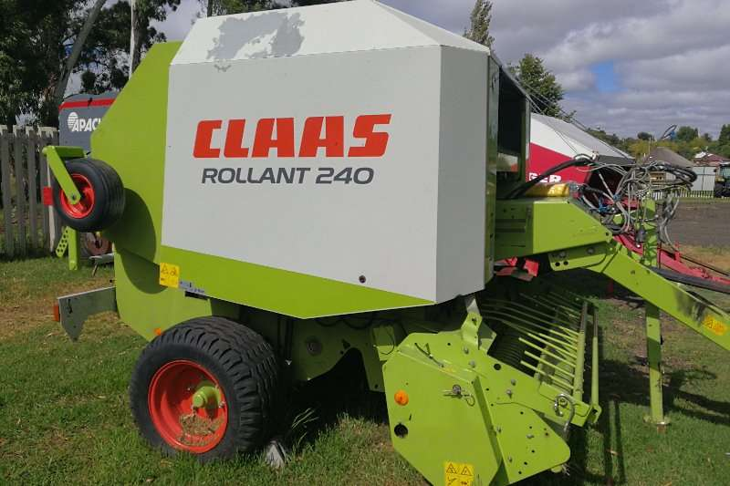 Hay and Forage Claas Balers Claas Rollant 240 0