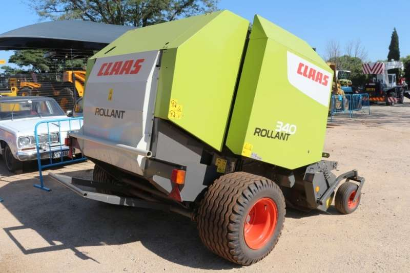 Hay and Forage Claas Claas Rollant 340 760 Baler 2013