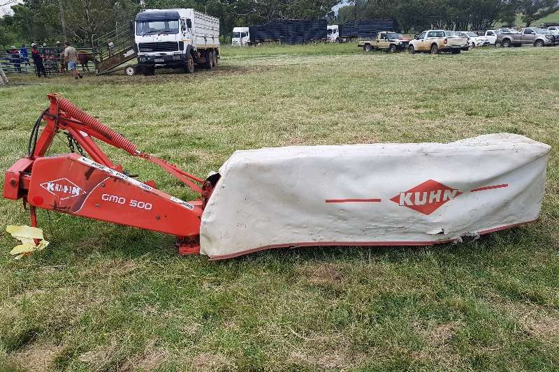 Hay and Forage Disc Mowers Kuhn GMD 500 5 tol snyer 0