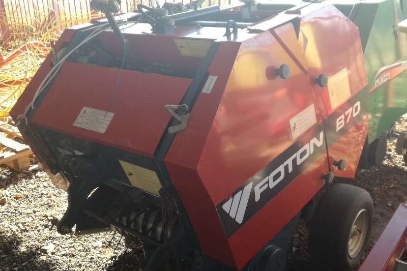 Foton B70 Baler Hay and forage