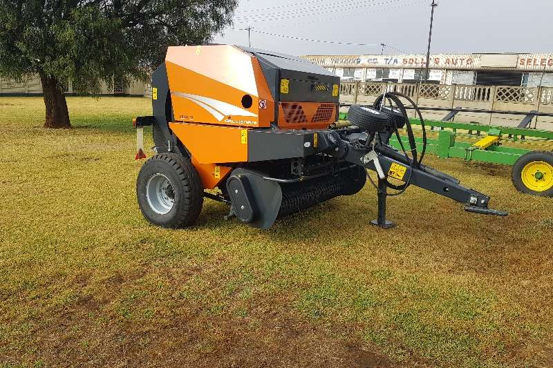 Gallignani Balers GR FB 12 Gallignani baler Hay and forage