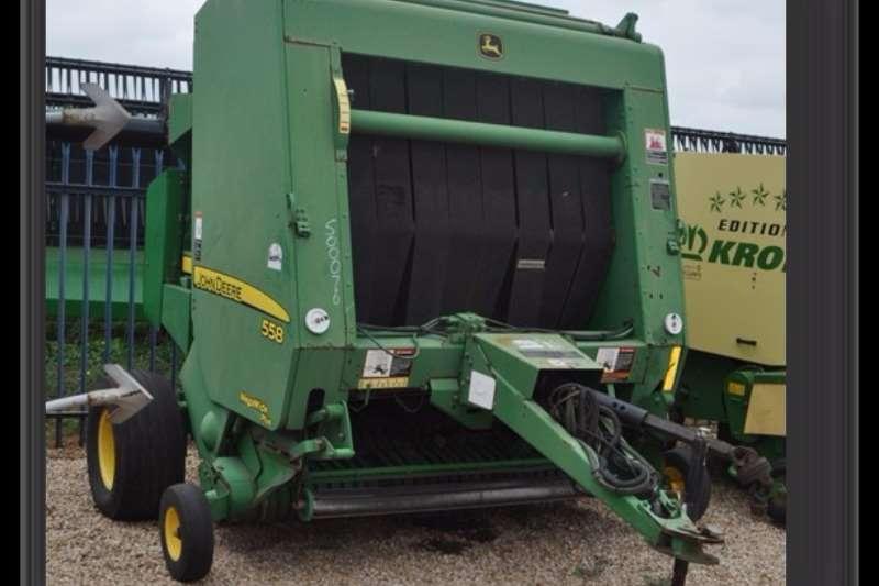 Hay and Forage John Deere Balers 558R 2009