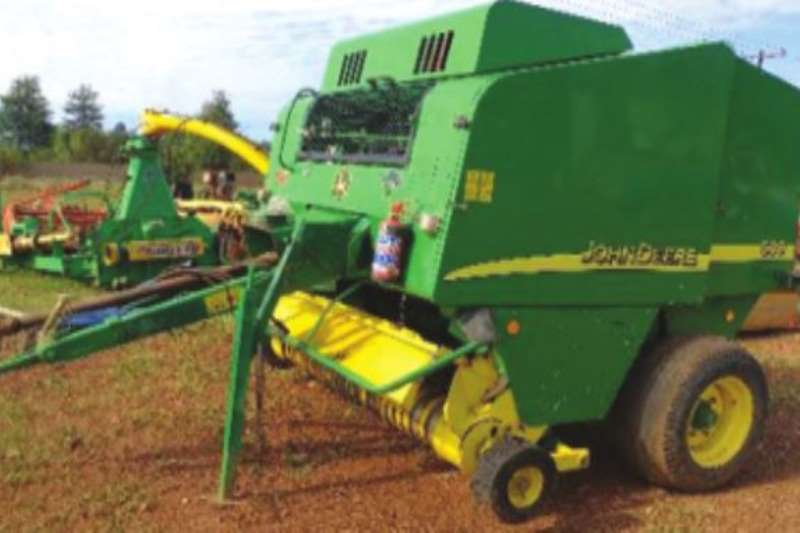 John Deere Balers 568 Wet Baler Hay and forage