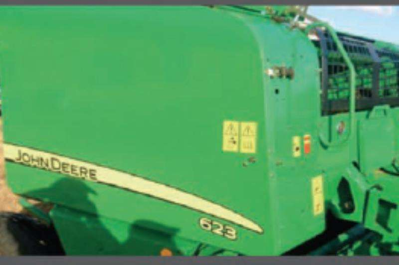 John Deere Balers 623 Baler Hay and forage