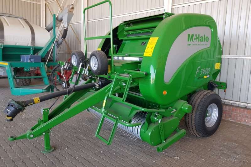 Hay and Forage JX Mchale 5400 Baler NUUT