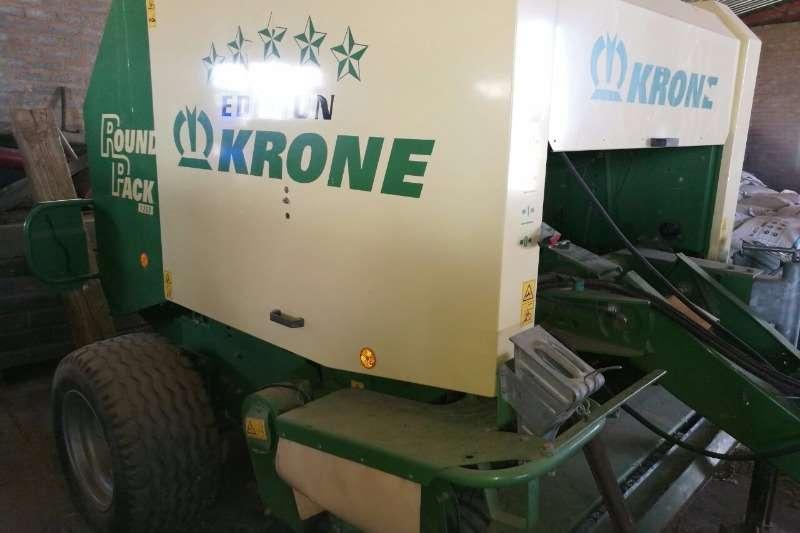 Krone Balers 1250 BALER Hay and forage