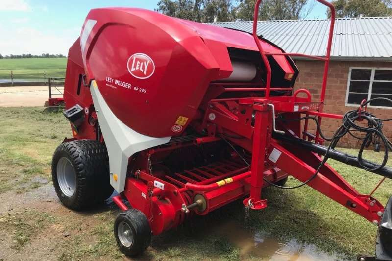 Lely Balers Lely Welger RP 245 Net Hay and forage