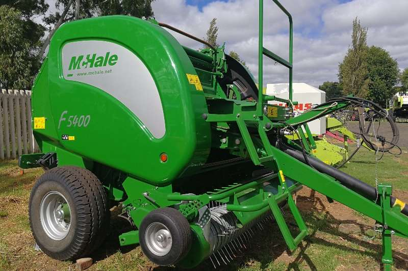Hay and Forage McHale 5400 Baler 0
