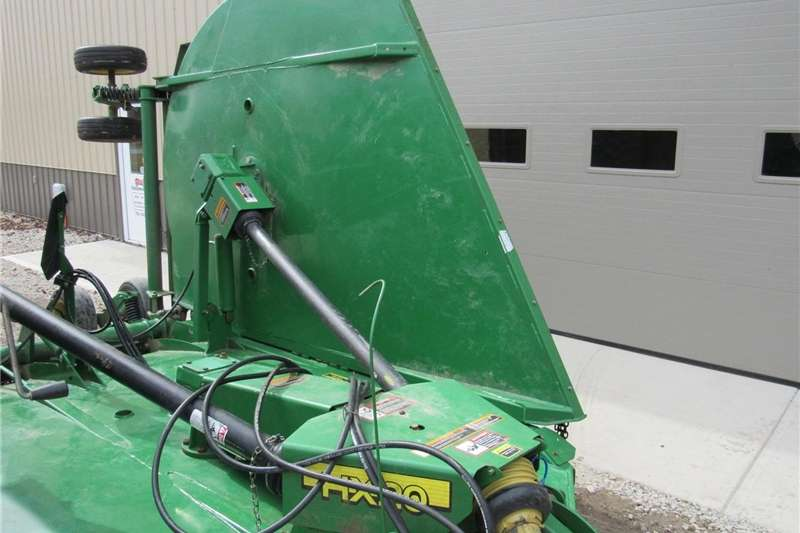 Mowers HX20 Batwing JD Hay and forage